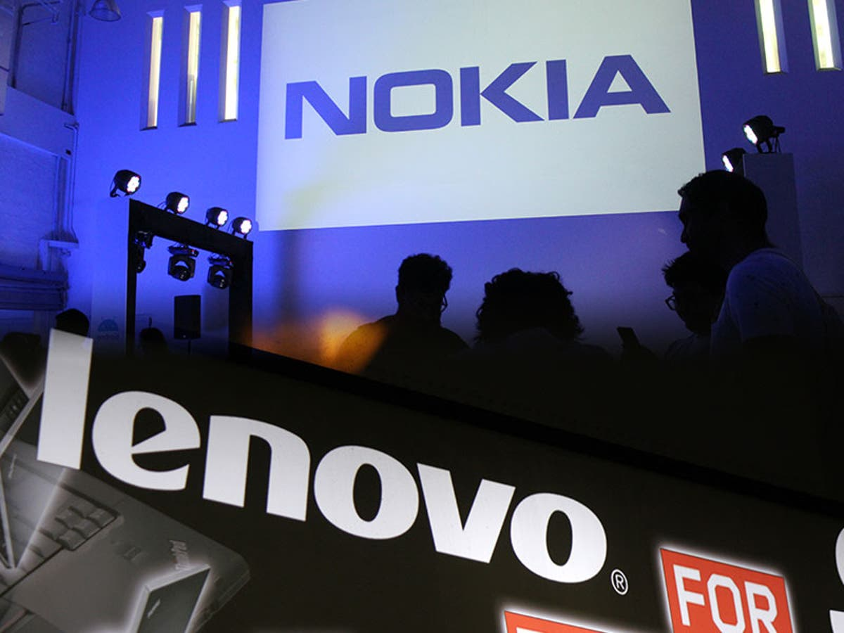 Lenovo and Nokia's battle over patents has come to an end