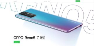 OPPO Reno 5Z 5G is official: Specs, price and release date