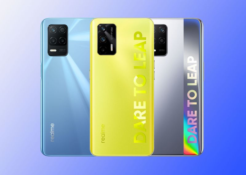 Realme announced Q3, Q3i, and Q3 Pro: Specs, price and release date