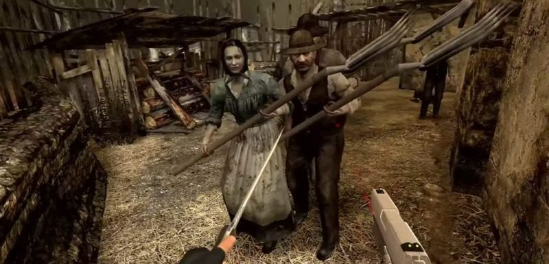 Resident Evil 4 is coming back and now it will be in VR