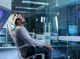 Scientists fabricate first wireless brain-computer interface system