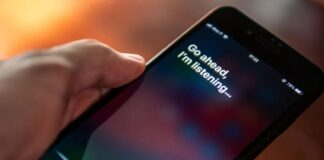 Siri will be able to respond to whispers, according to new Apple patent