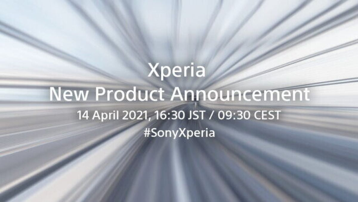 Sony warms up for the presentation of their next Xperia with a two-minute video