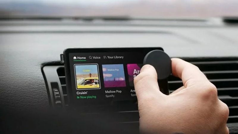 Spotify launches a new version of Car Thing limited to some Premium users