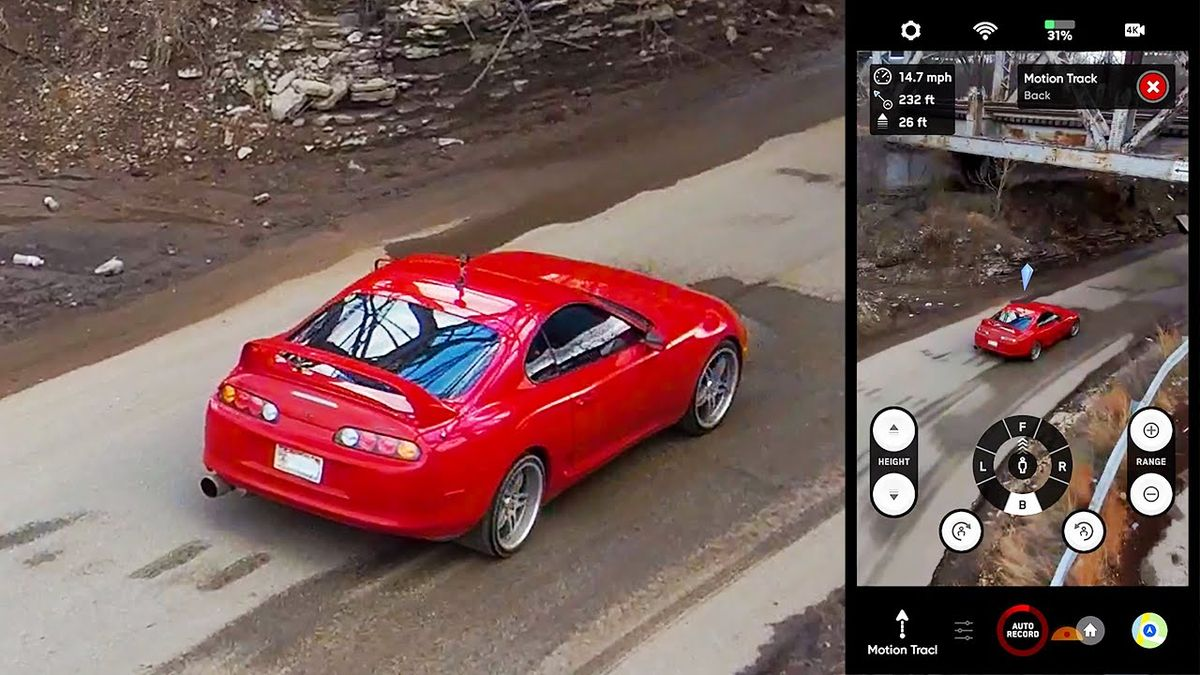 Skydio 2: Testing of a drone that seamlessly tracks people and cars