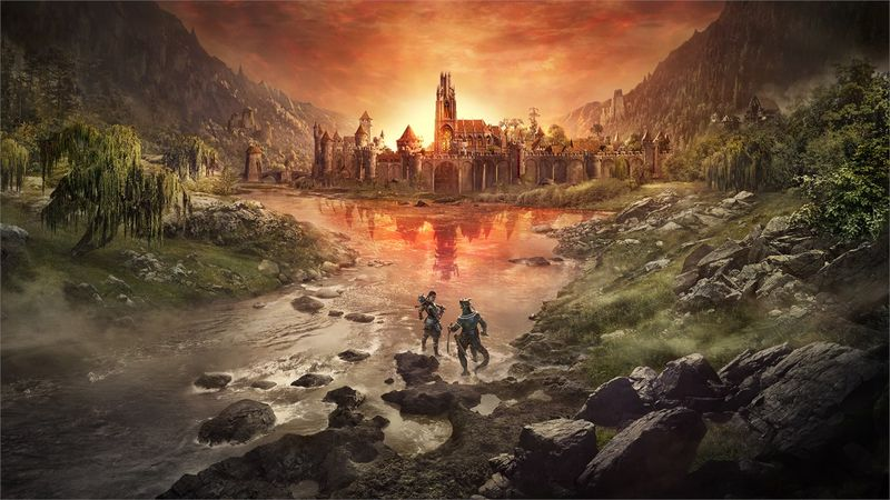The Elder Scrolls Online coming to PS5 and Xbox X Series X|S with an upgraded edition