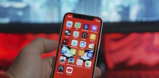 The notch will remain on the iPhone until at least 2022
