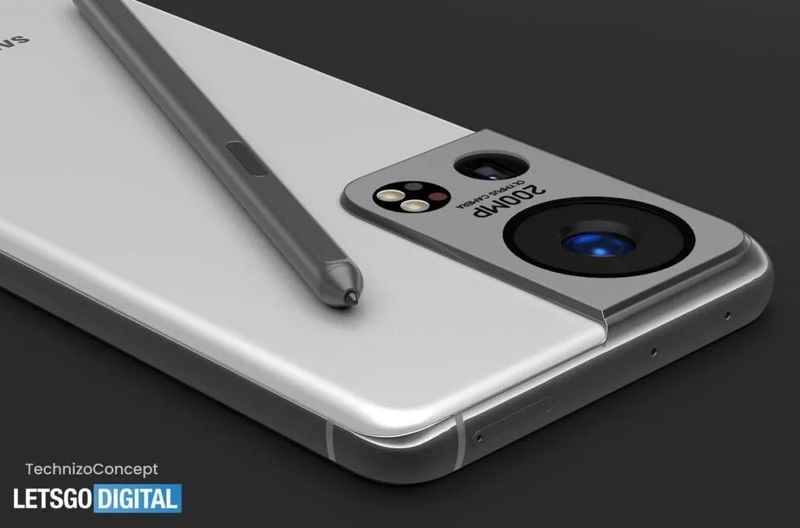 This would be the Samsung Galaxy S22 with Olympus camera