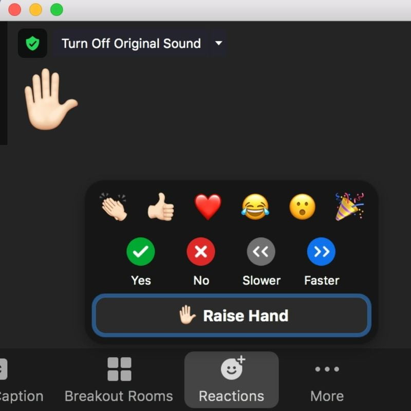 Zoom brings annotation enhancements and more reaction emojis for meetings