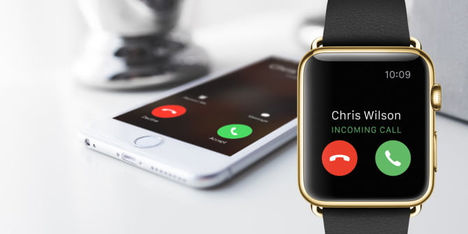 How to make iPhone send a notification when Apple Watch is fully charged?