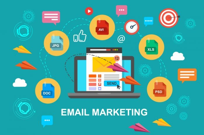 What are the main benefits of email marketing?