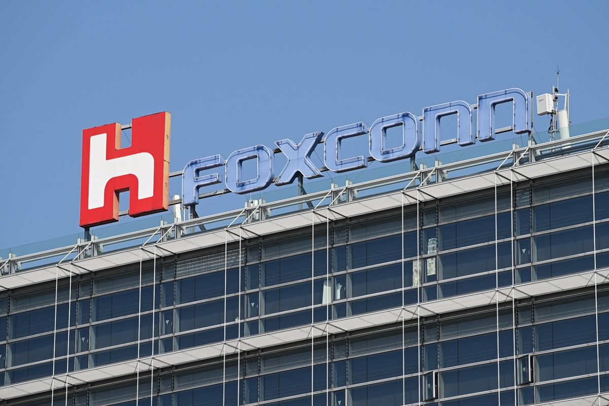 Foxconn says that the chip shortages will last until 2022
