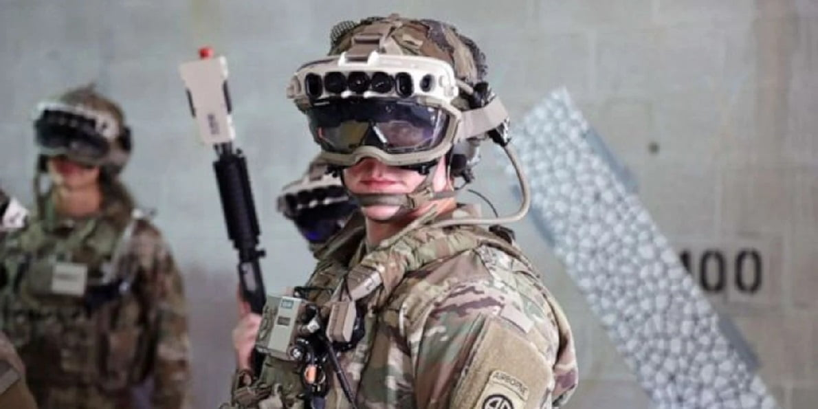 Microsoft has won a major contract: The company will supply $21.8B worth HoloLens 2 to the US Army