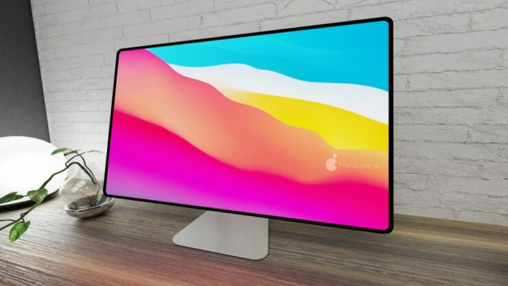 The iMac 2021 will feature a really big display according to a leak