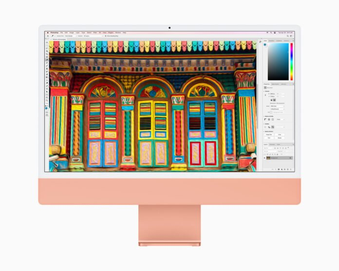 Apple launches iMac 2021 with M1 processor: Specs, price and release date