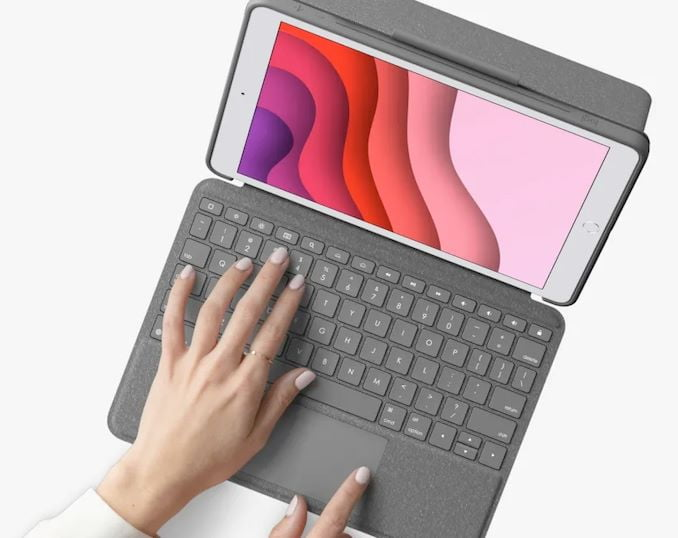 Logitech Combo Touch Keyboard is now compatible with the new iPad Pro