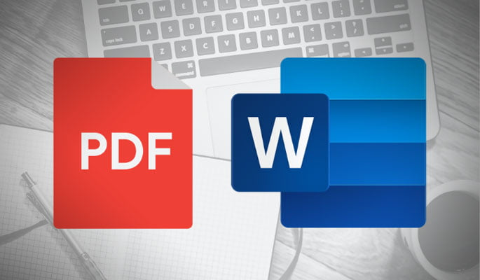 How to convert PDF documents to Word?