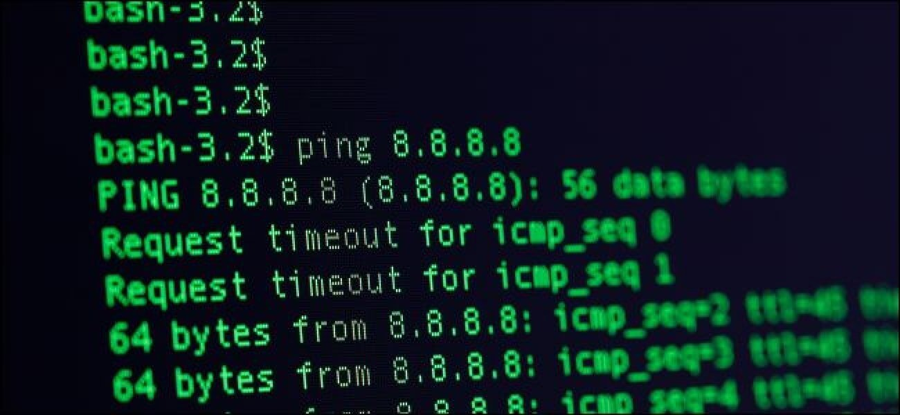 How to ping an IP address on Windows, macOS, Linux, Android and iOS?