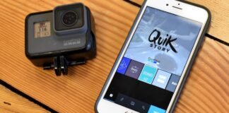 GoPro Quik offers a great video editor for iOS and Android devices