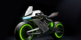Segway launches a hydrogen motorcycle with a Cyberpunk-like futuristic design