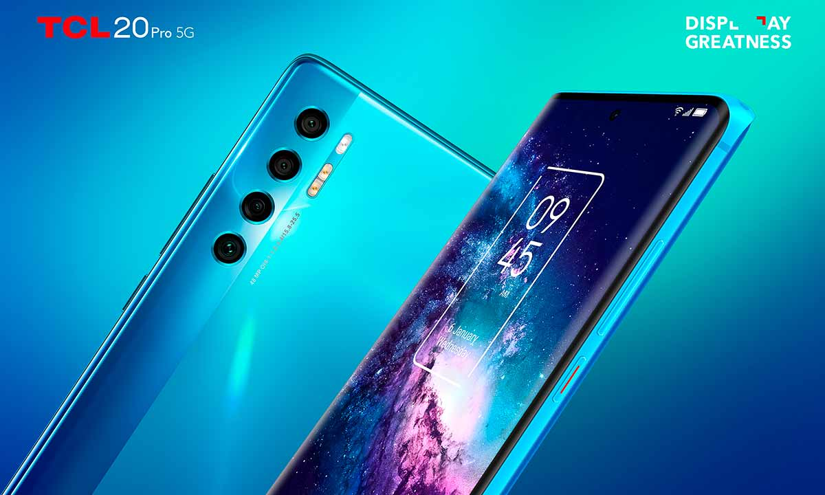 TCL 20L, 20L+ and 20 Pro 5G are out: Specs, price and release date