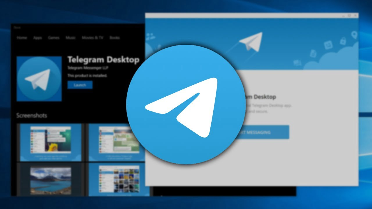 Telegram launches two new web apps called WebZ and WebK
