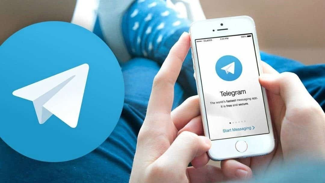 """Telegram encourages users to download the app directly with """"fewer restrictions"""""""