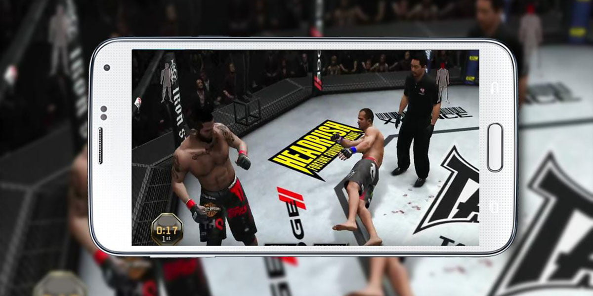 These are the best UFC games you can play on Android