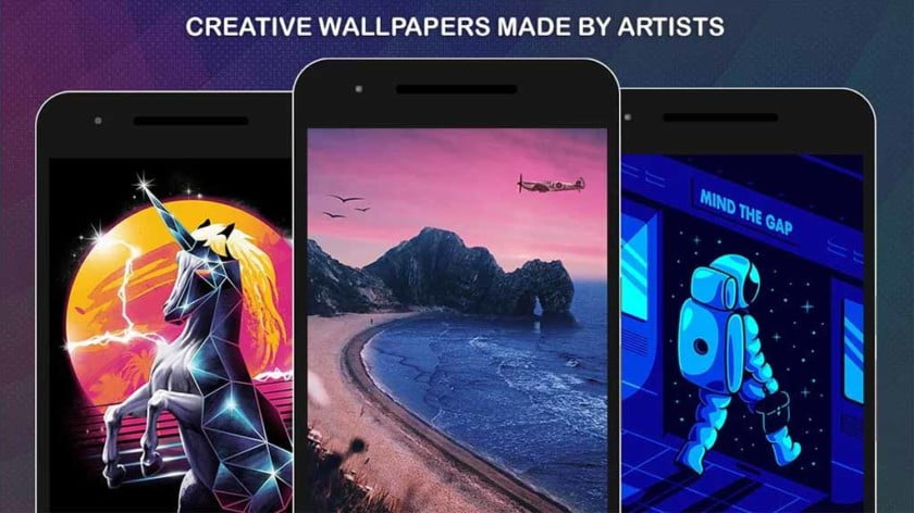 Best Android apps to download free wallpapers and backgrounds