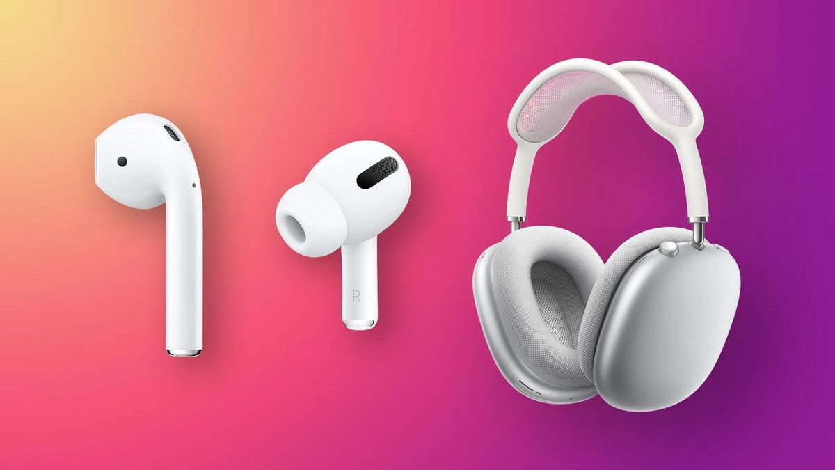AirPods, AirPods Pro, and AirPods Max will not be able to play lossless audio from Apple Music