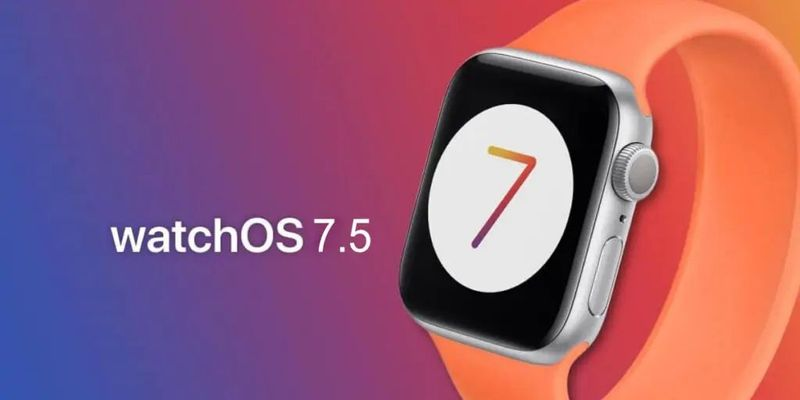 Apple releases watchOS 7.5 for all users