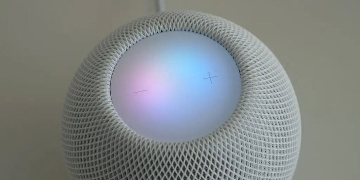 Deezer is integrated into the HomePod