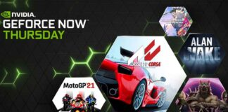 GeForce NOW adds 61 new games in May