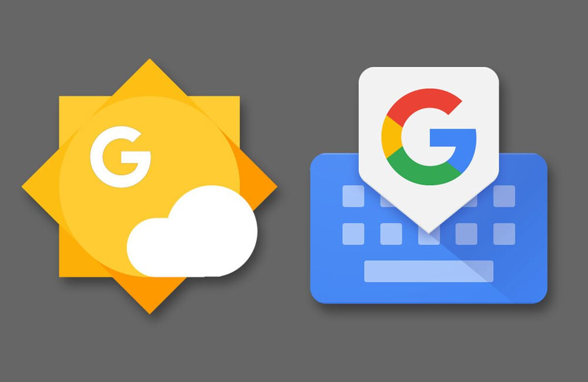 Google redesigns Weather and Gboard