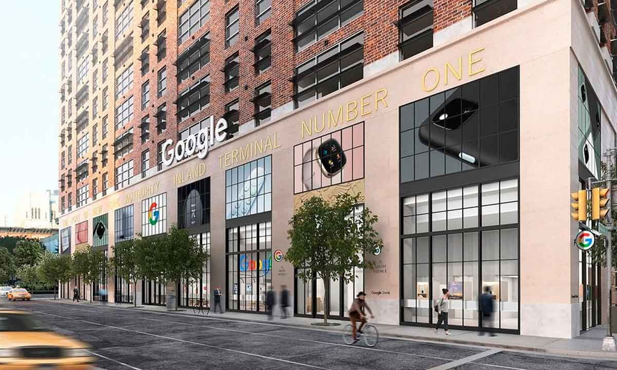 Google to open a physical store in New York this summer