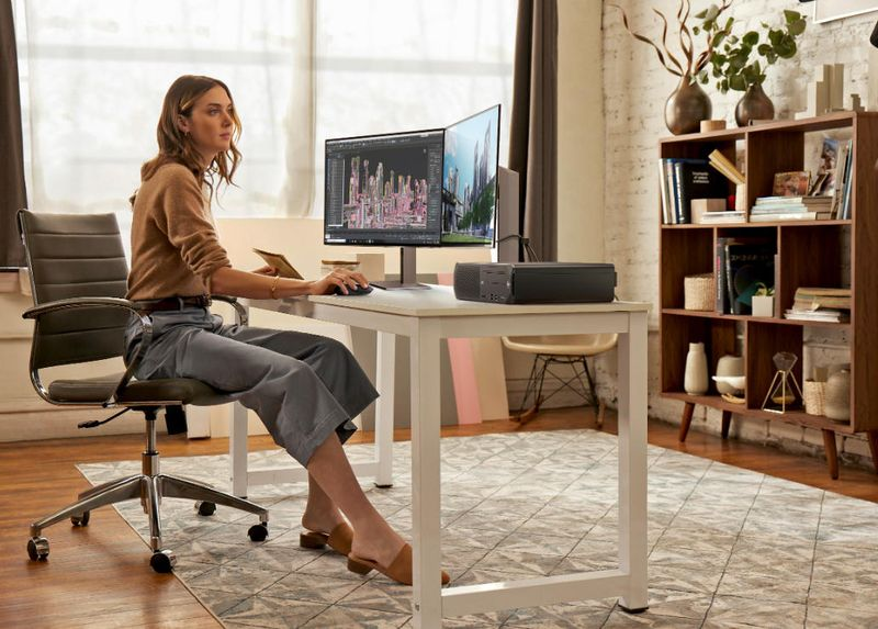 HP introduces its new Z series workstations