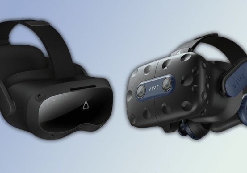HTC unveils its new HTC Vive Pro 2 and Vive Focus 3 goggles, gives up on competing with Quest 2