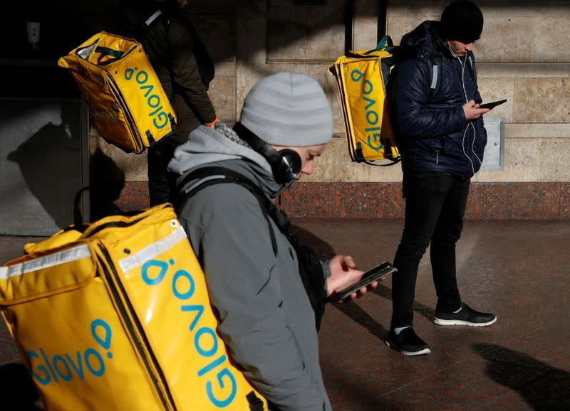Hackers gain access to the personal data of thousands of Glovo customers