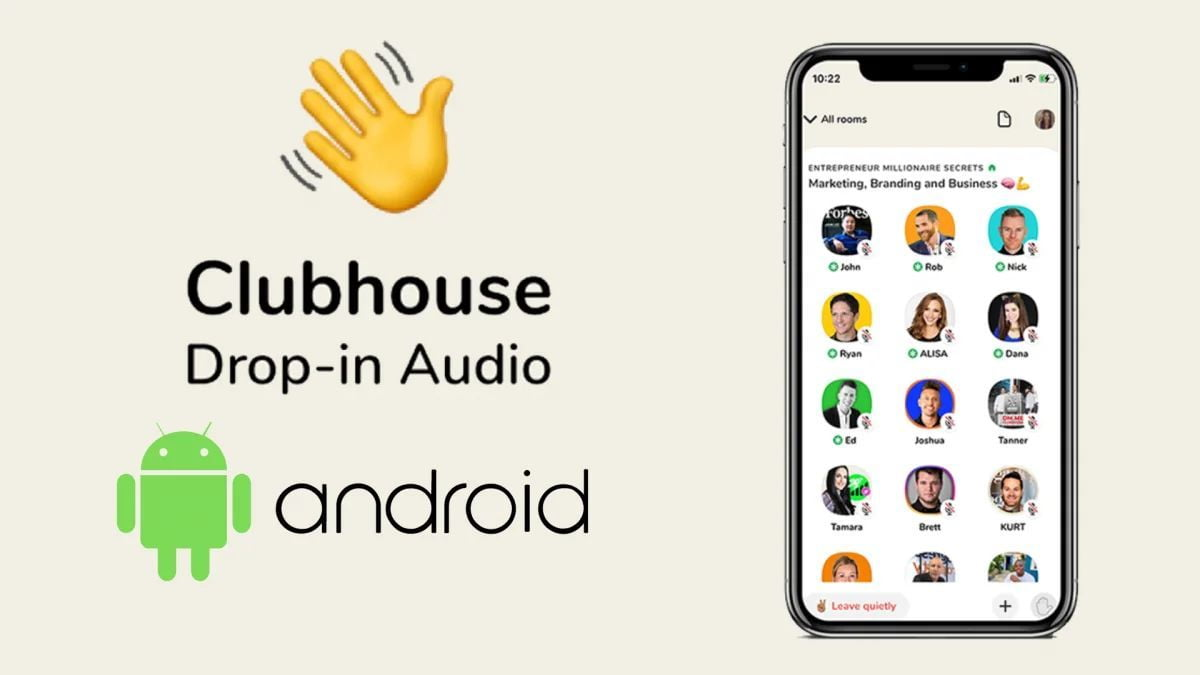 How to get an invitation to Clubhouse on Android?
