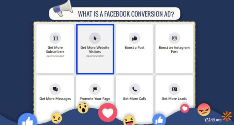 How to get more conversions with Facebook ads?