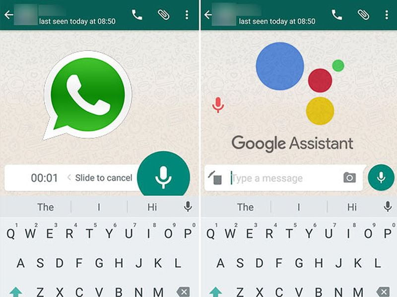 How to send and listen to WhatsApp messages with Google Assistant?