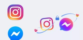 Instagram and Messenger add new themes and more chat features