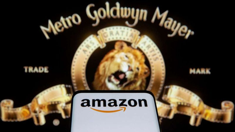 MGM Studios is finally in the hands of Amazon