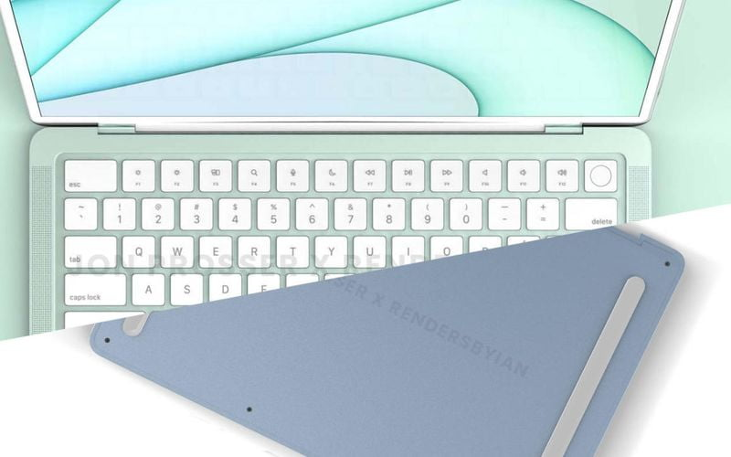 New MacBook Air to arrive with a refreshed design and M2 SoC