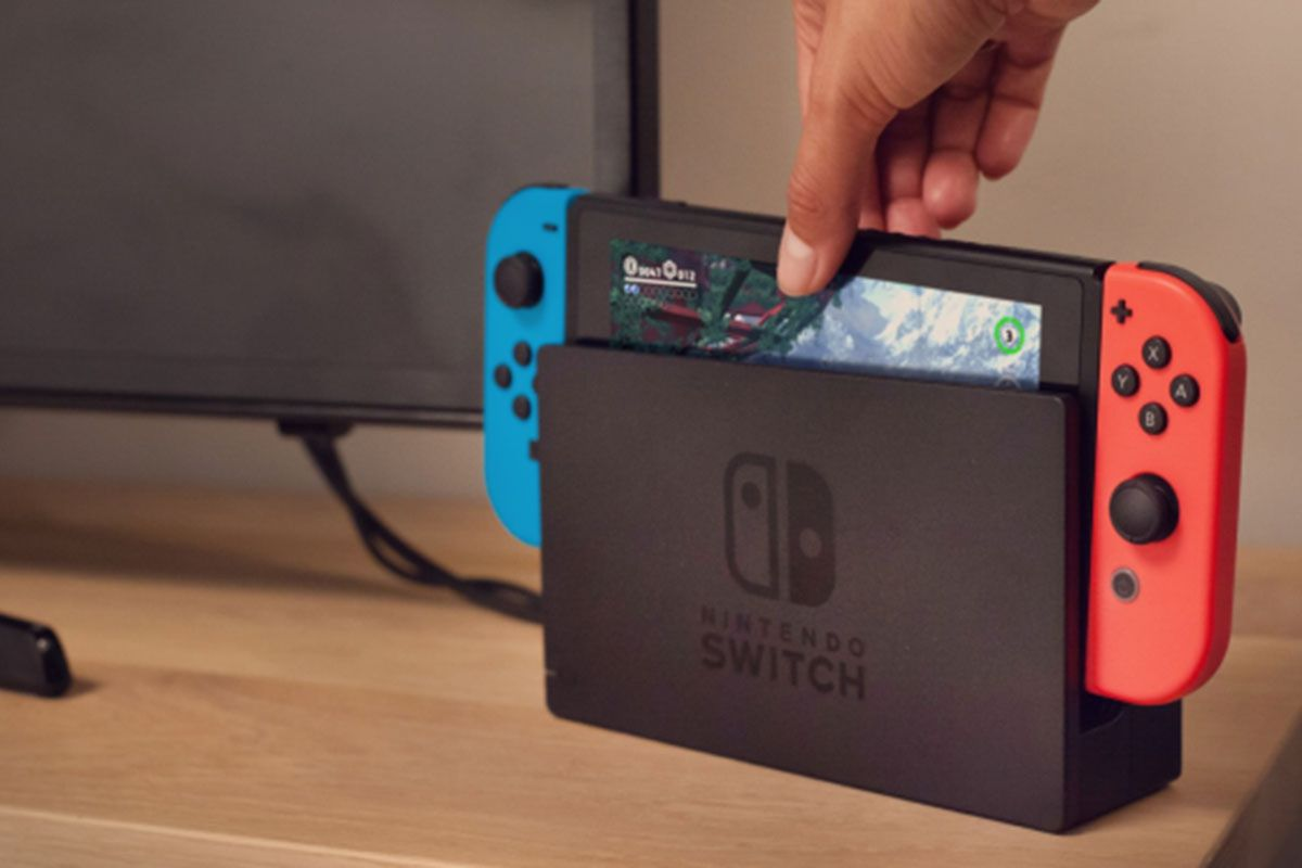 Nintendo Switch sells 28.8 million units during its last fiscal year, up 37% from the previous year