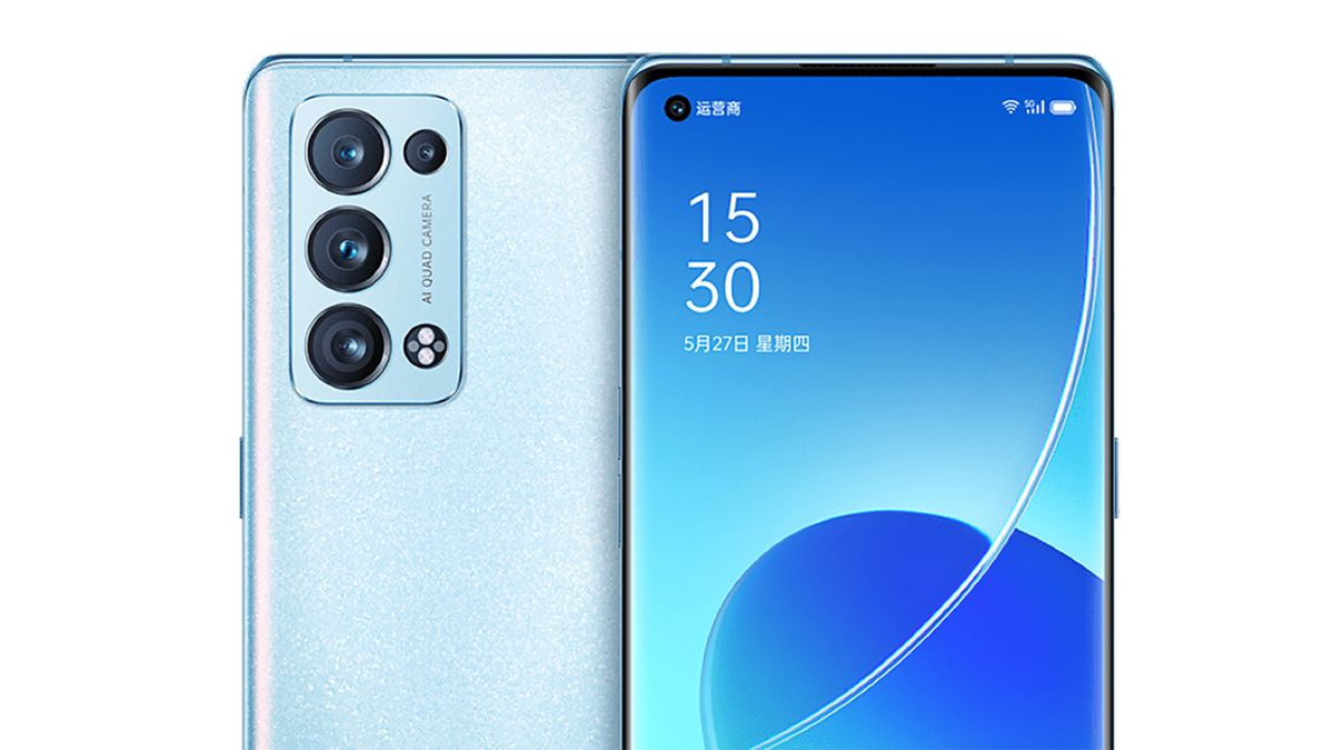 OPPO Reno 6 leaks: Images and specs just ahead of the release