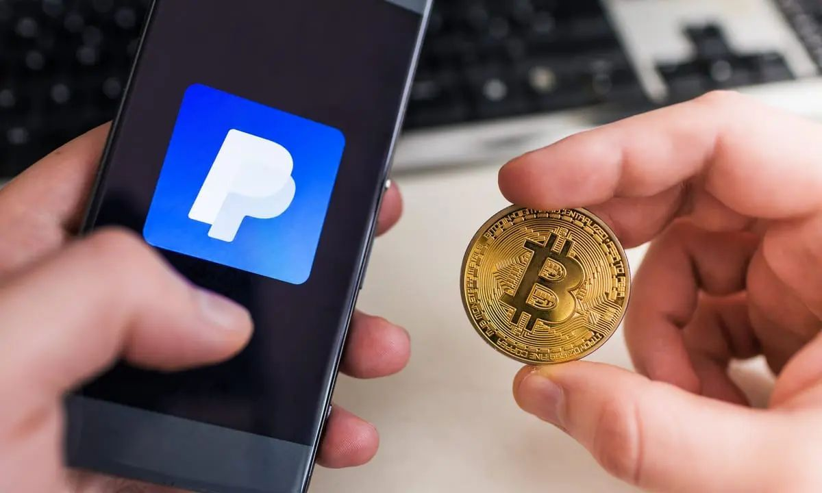 PayPal will allow cryptocurrencies to be transferred to third party wallets