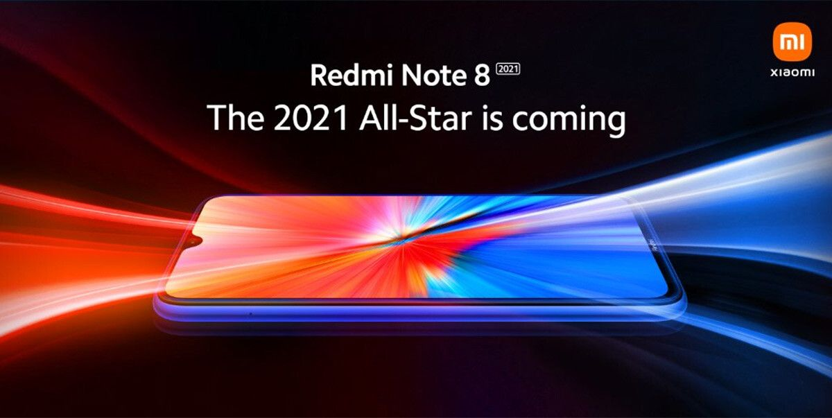 Redmi Note 8 2021: Xiaomi to launch a special version of the popular mid-range Note 8