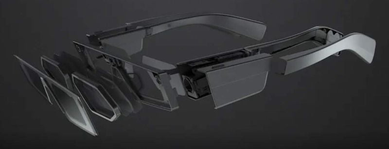 Snapchat unveils its first augmented reality glasses to bring its filters and virtual objects into the real environment