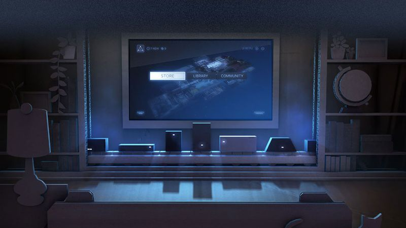 Steam games on consoles? Valve promises new features for this year